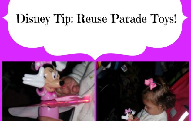 Disney Parades Toys