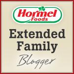 Hormel Extended Family Blogger