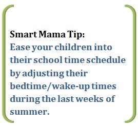 Smart Mama Tip