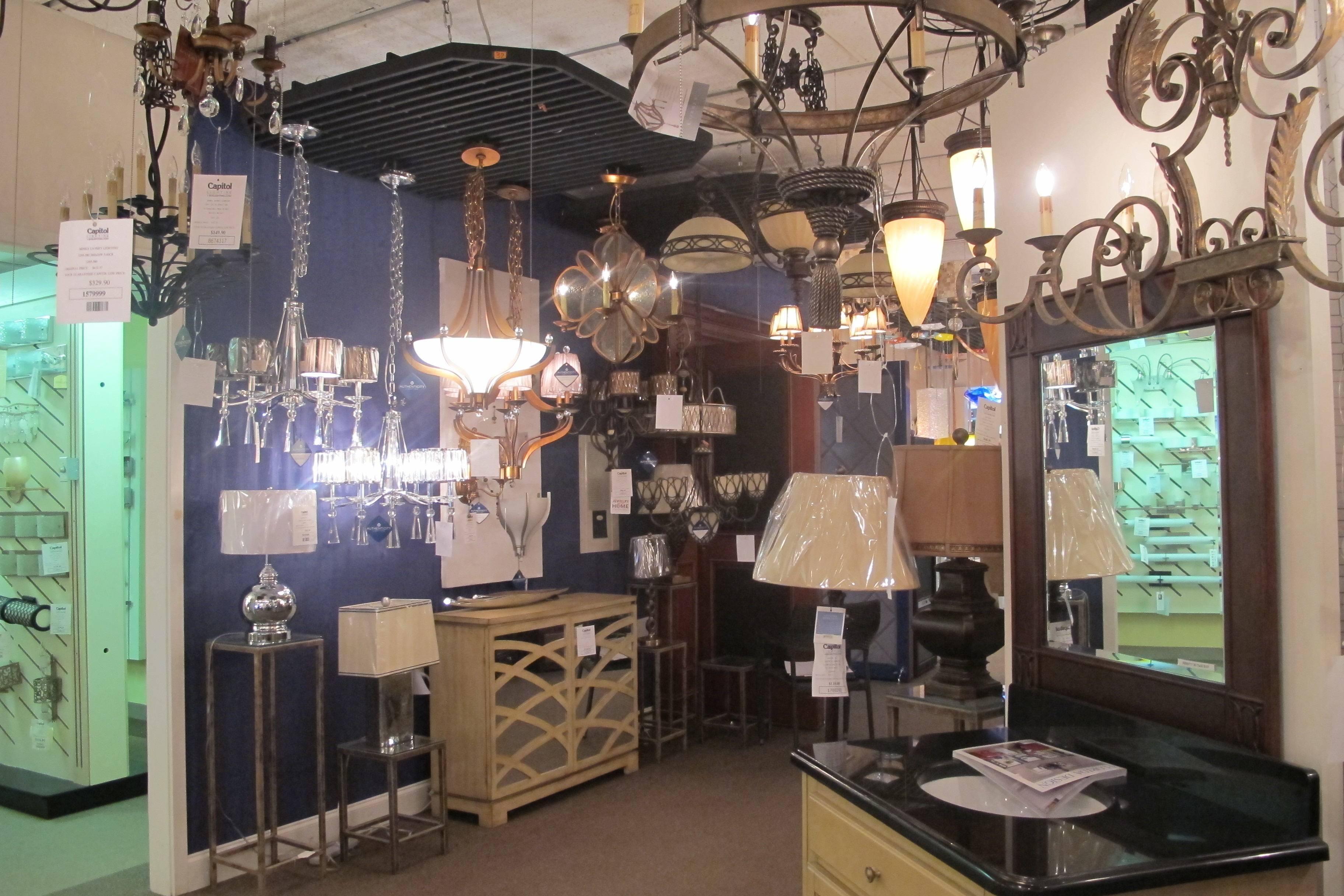 Capitol Lighting Lights Up a Room Remodel Bright and Affordable