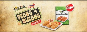 Farm Rich Pesos for Queso