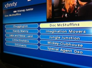 On Demand Doc McStuffins