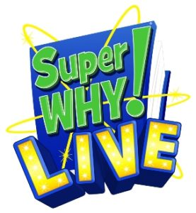 SuperWhy Live Logo