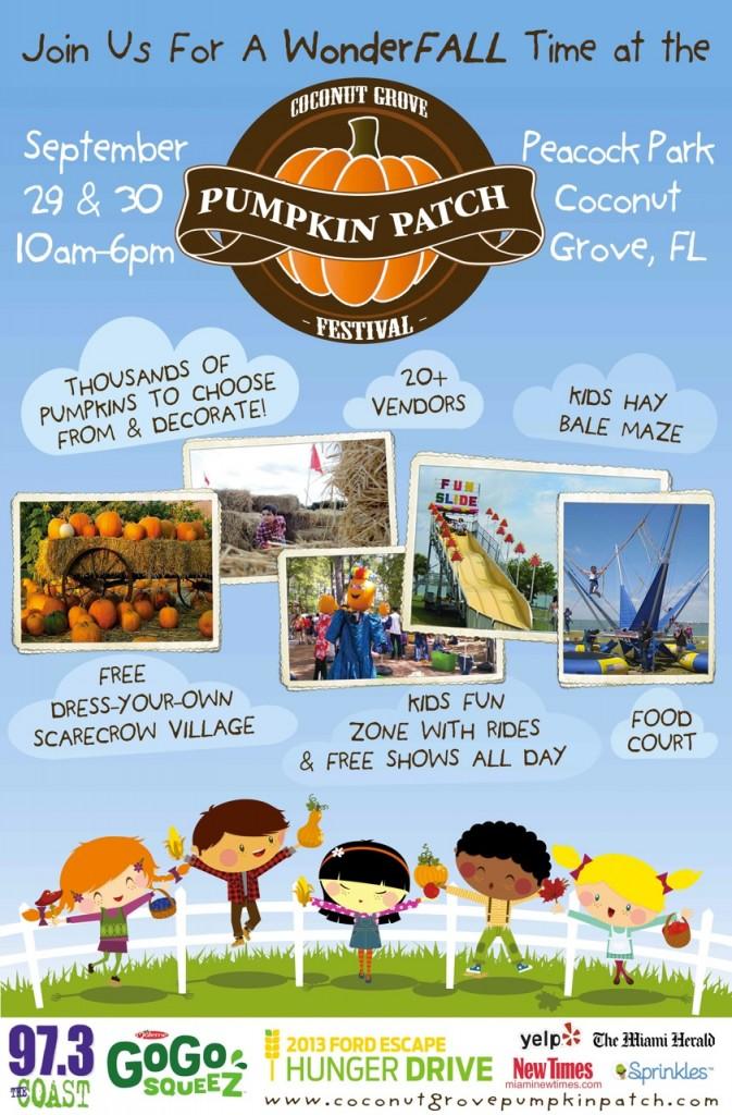 Coconut Grove Pumpkin Festival