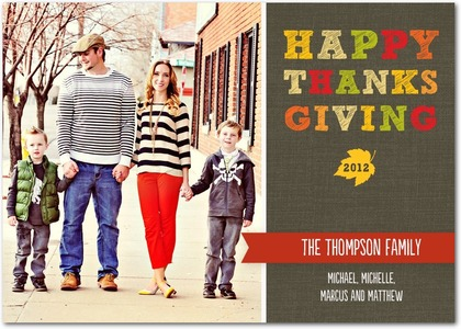 TinyPrints Thanskgiving