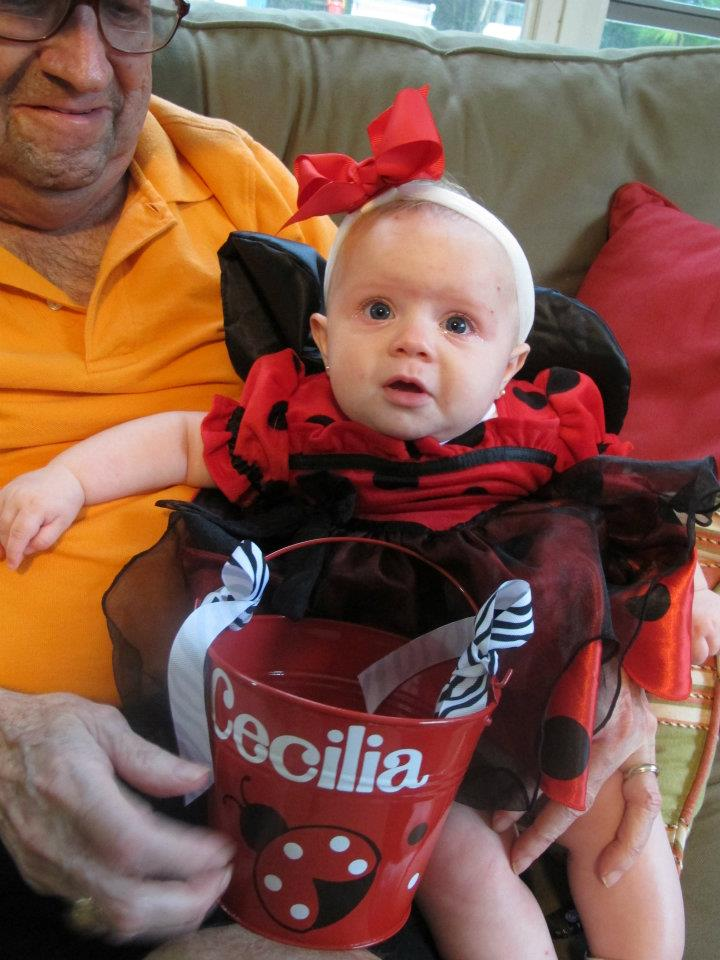 Halloween baby costumes bring out the a in all of us. Last year my then 5 month old was a ladybug just like her big sister. Adorable.  sc 1 st  Smarty Pants Mama & Halloween Baby Costume Ideas - Smarty Pants Mama