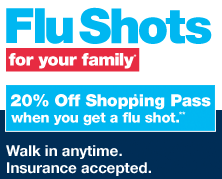 Flu Shot at MinuteClinic