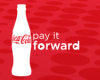 Coca Cola Pay It Forward