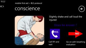 Windows 8X apps for Emergencies