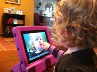 Big Grips iPad Frame