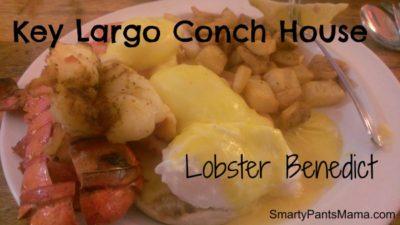 Key Largo Lobster Benedict