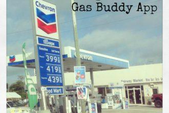 Road Trip Gas