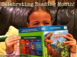 Celebrating Reading