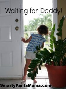 Waiting for Daddy