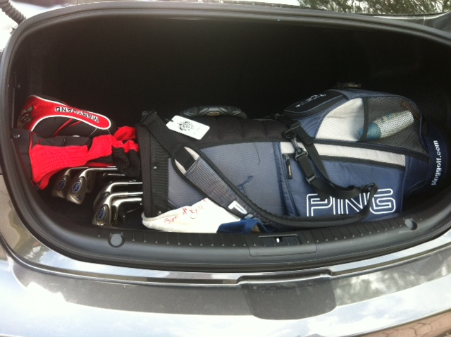 golf clubs in mazda