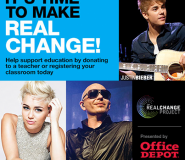 Office Depot REAL Change
