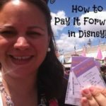 Pay It Forward in Disney