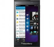 Blackberry Z10 Instant Camera