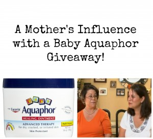 Aquaphor Mom