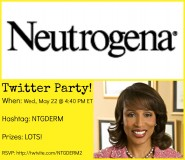 Neutrogena Twitter Party