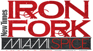 Priceless Miami Iron Fork