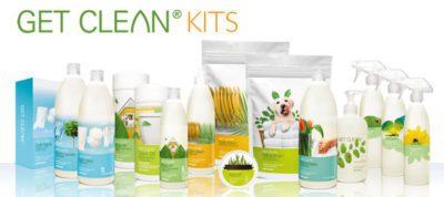 Get Clean Starter Kit