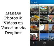 Dropbox on BlackberryZ10