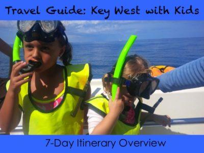 Travel Guide: Key West Kids