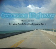 Key West Itinerary