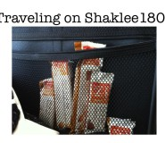 Traveling on Shaklee 180