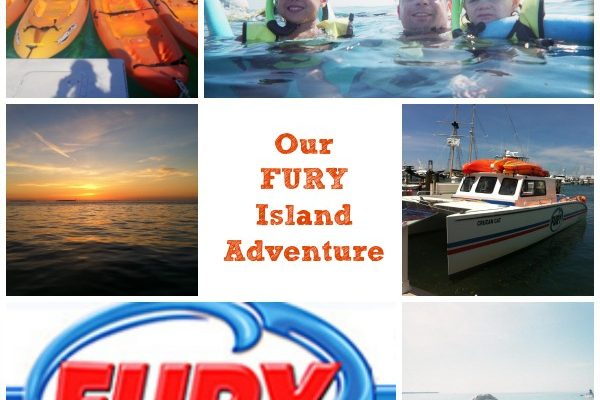 FURY Water Adventure