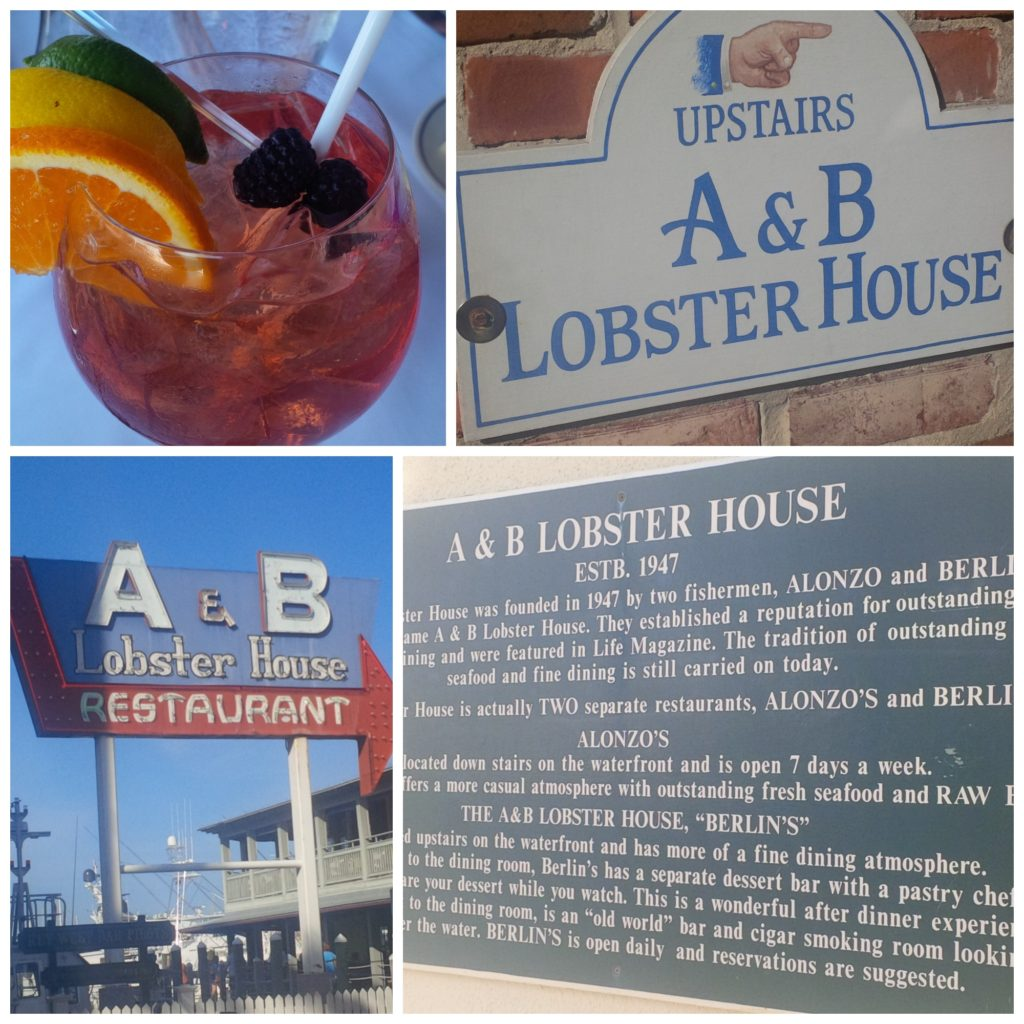 A& B LobsterHouse Key West