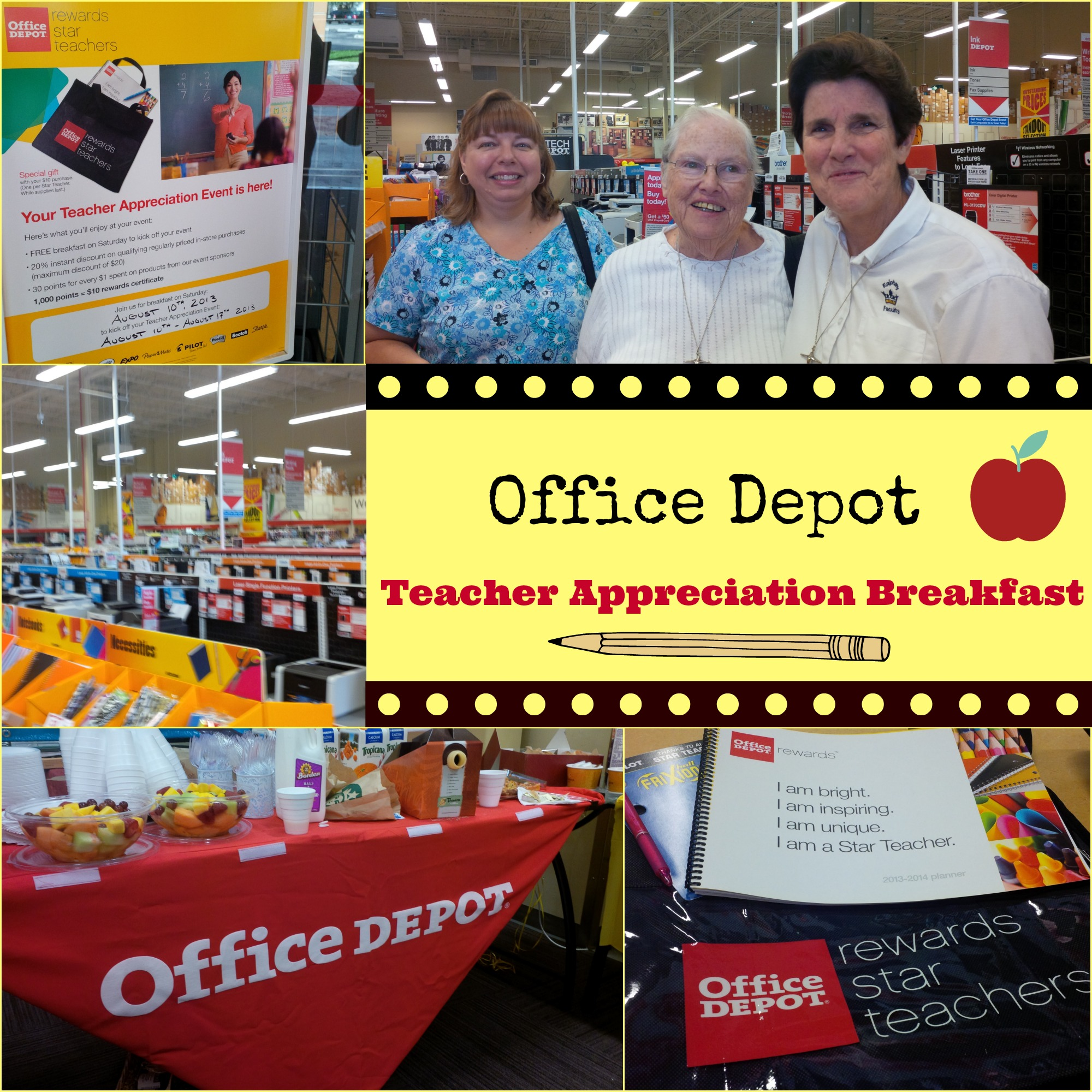 Rewards are paid quarterly in the form of an Office Depot® Reward Card when you earn a minimum of $10 in Rewards. Rewards carry over from quarter to quarter within a calendar year. Visit renardown-oa.cf or ask a store associate for full details.