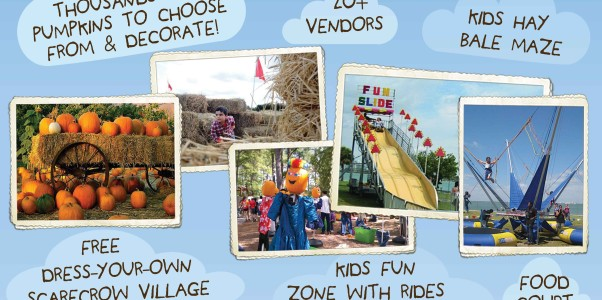 Coconut Grove Pumpkin Patch Tickets