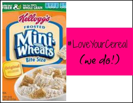 Love Your Cereal