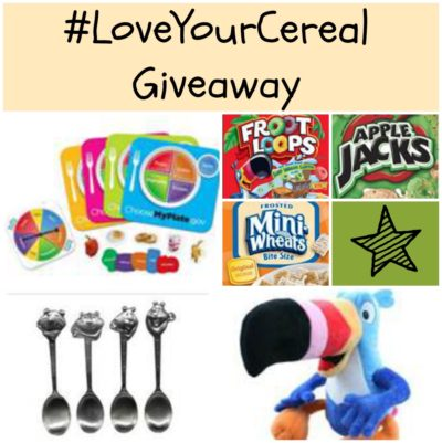 Love Your Cereal Prize