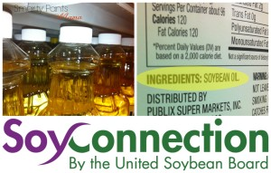 Moms Benefitting from Soybean Oil Recipes