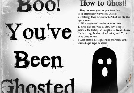 How to Ghost