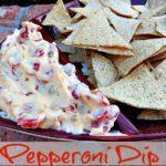Pepperoni Dip Recipe