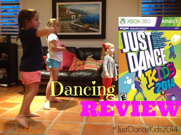 Just Dance Game For Xbox 360 : Just dance kids 2014 review smarty pants mama
