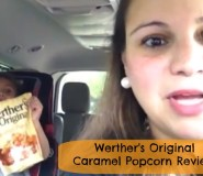 Werther's Caramel Popcorn Review