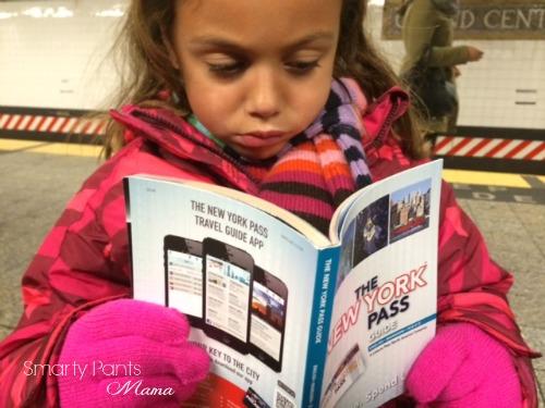 NY Pass Book