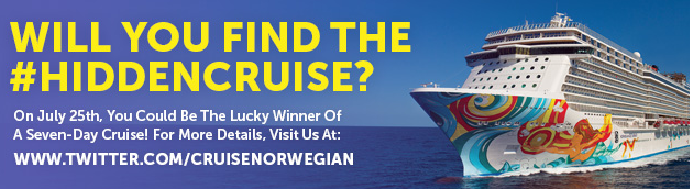 Norwegian #HiddenCruise