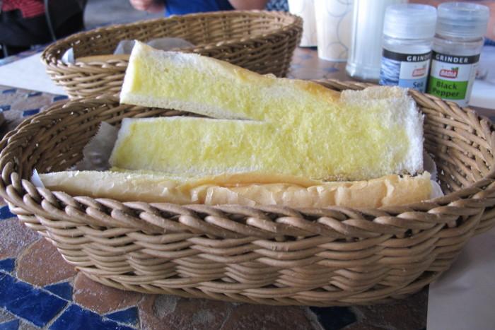 Cuban Breakfast Tostada