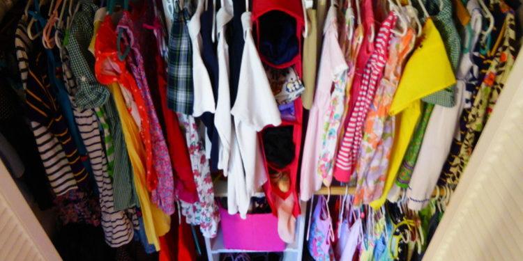 Organizing The Kids Closet
