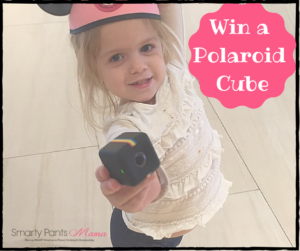 Win a Polaroid Cube