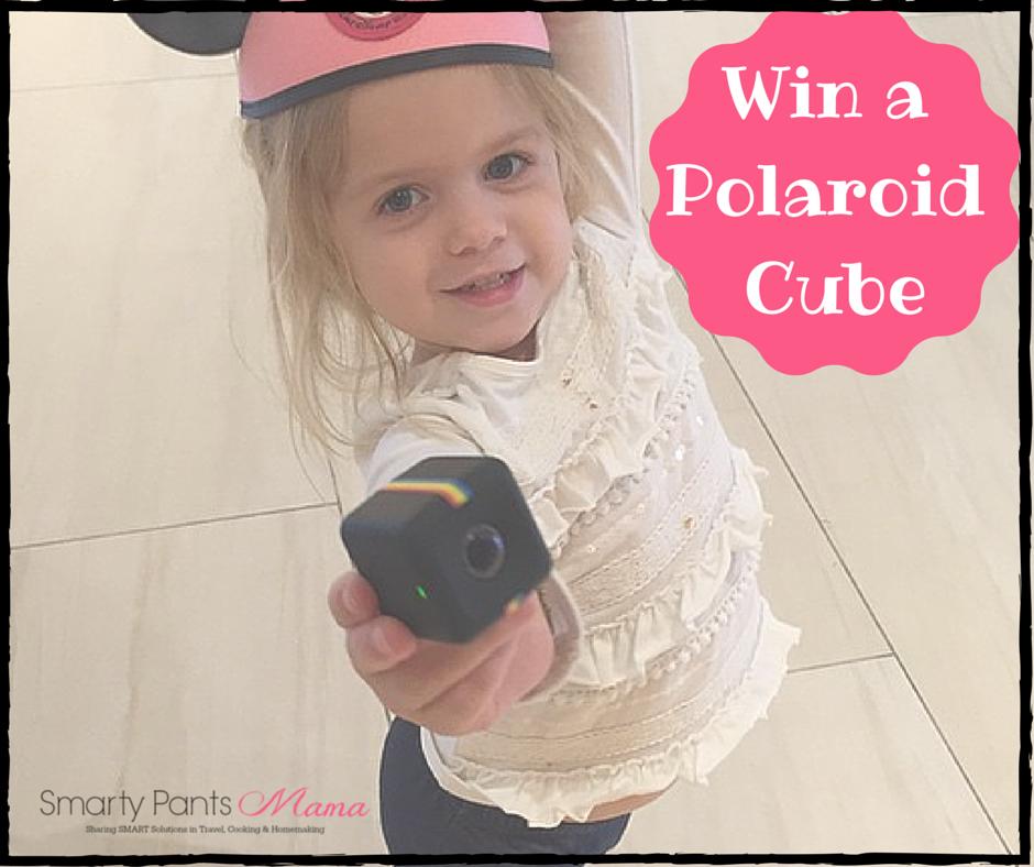 Win a Polaroid Cube