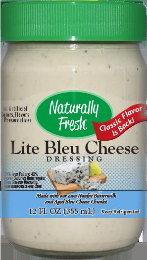 Naturally Fhresh Blue Cheese