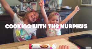 Cooking with the Murphys