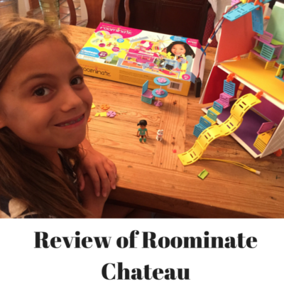 Review of Roominate Chateau